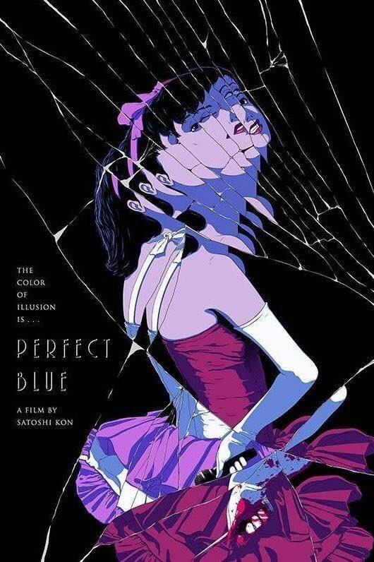 A distorção da individualidade real pela imagem ideal no filme Perfect Blue Psicologia junguiana