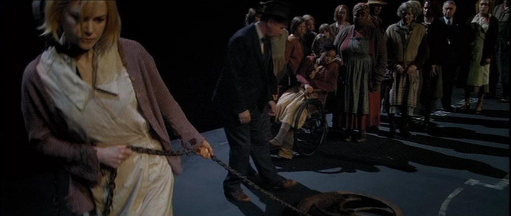 Dogville: um ensaio sobre a sombra coletiva dogville sombra coletiva