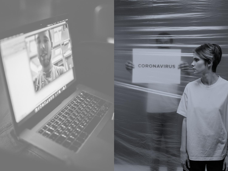 Atendimento online na pandemia do COVID-19 - Uma perspectiva junguina Psicologia analítica